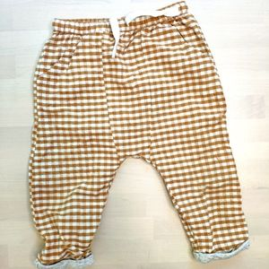 NEW Seed Heritage Lined Cotton Trousers - Age 1